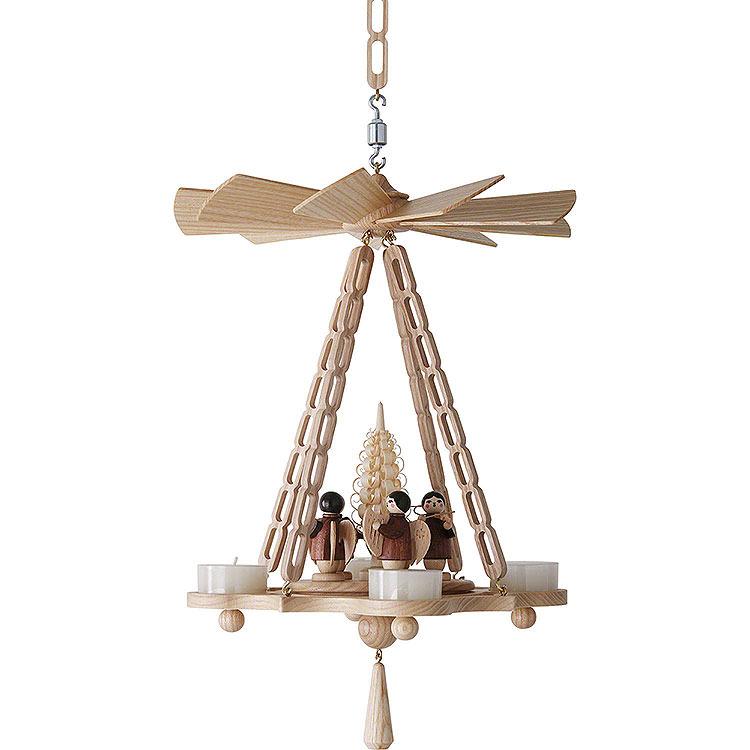 1 - stöckige Hängepyramide Engel  -  30cm