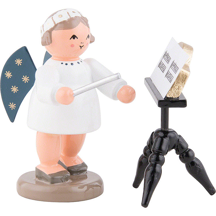 Angel Conductor with Music Stand  -  5cm / 2 inch