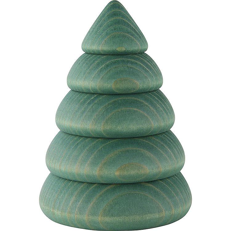 Baum, klein grün  -  Höhe 9,5cm