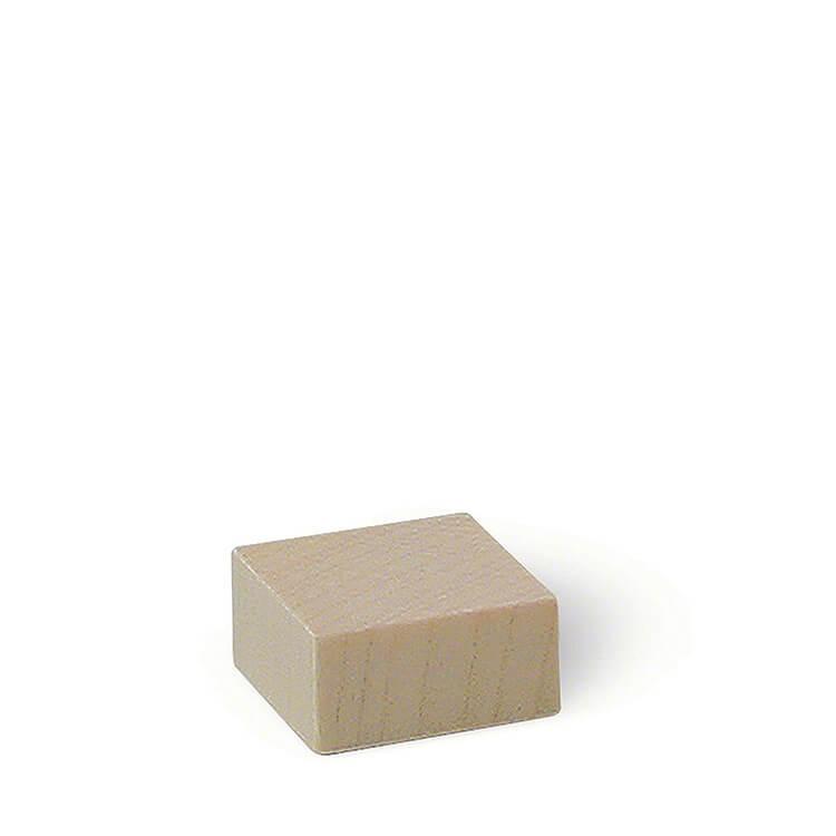 Dekowürfel  -  2,2x2,2x1,1cm