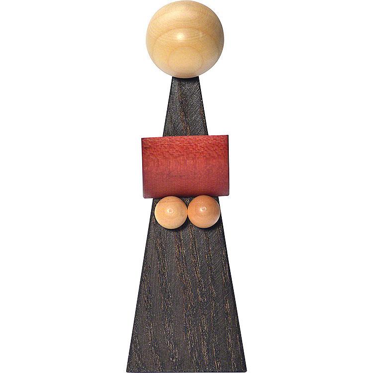 Figurine Carol Singer  -  11cm / 4 inch