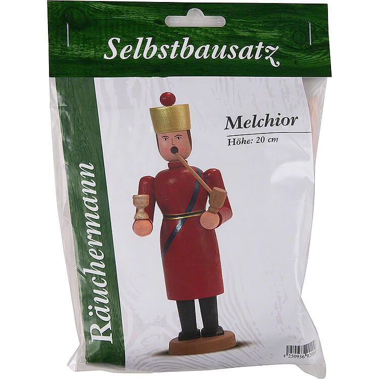 Handicraft Set  -  Smoker  -  Melchior  -  20cm / 7.9 inch