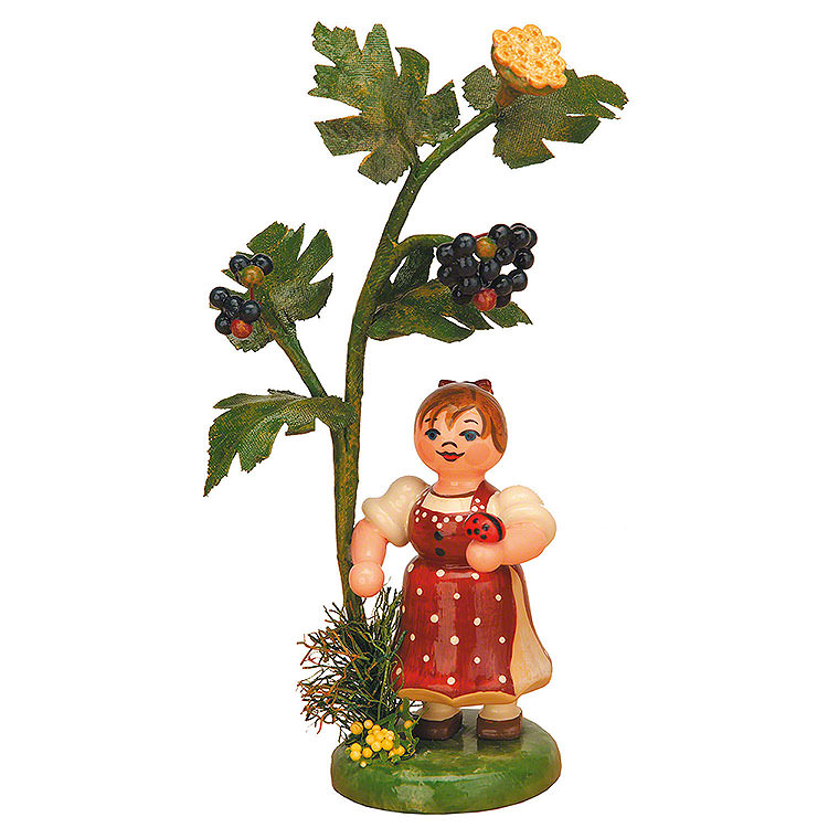 Herbstkind  -  Holunder  -  13cm