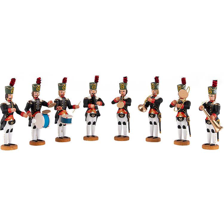 Historische Bergparade  -  Musiker  -  8 - tlg.  -  8cm