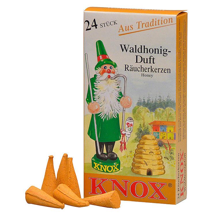 Knox Incense Cones  -  Honey