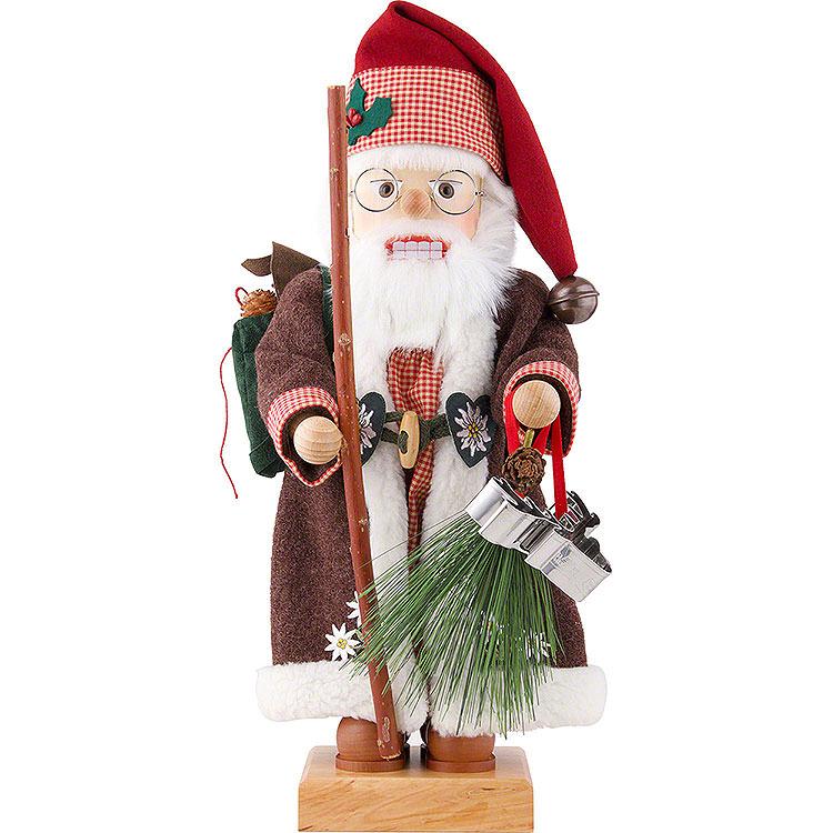 Nutcracker  -  Alpine Santa  -  Limited Edition  -  46cm / 18 inch