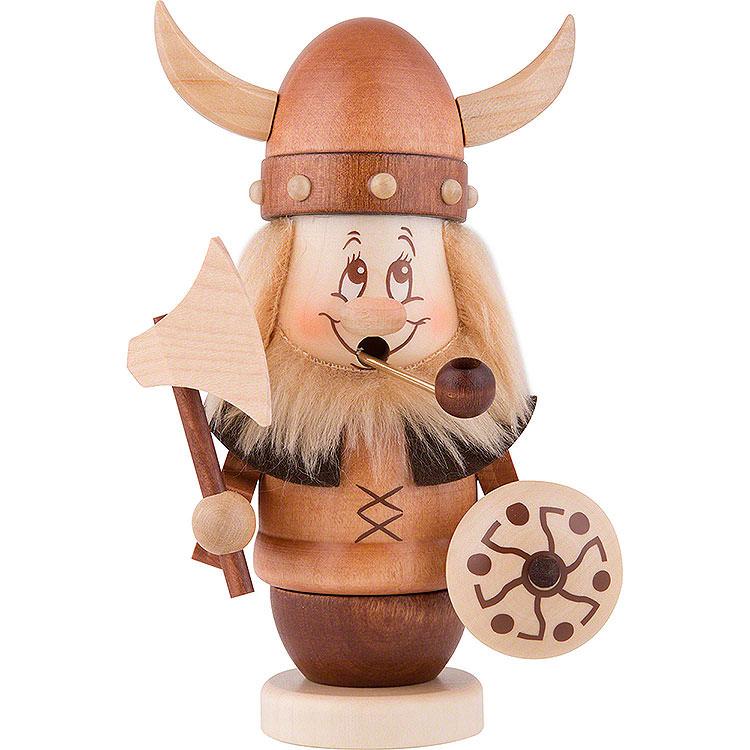 Räuchermännchen Miniwichtel Wikinger  -  14,5cm
