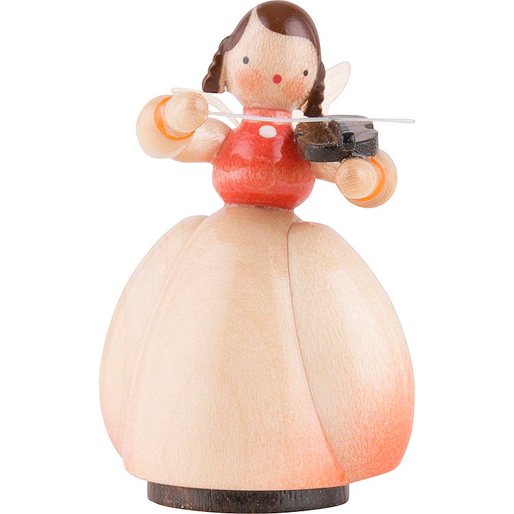 Schaarschmidt Engel mit Geige  -  4cm