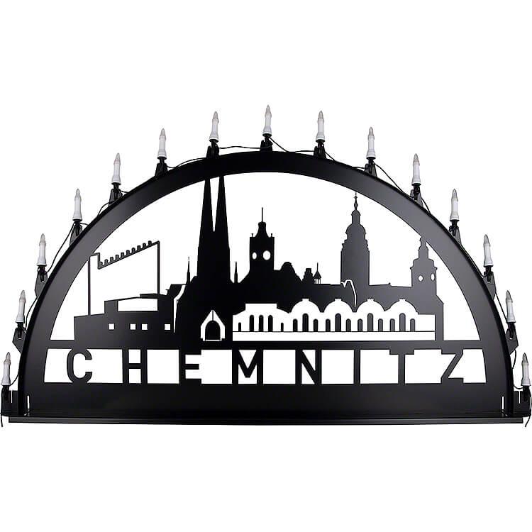 Schwibbogen für Außen Chemnitz  -  100 - 300cm