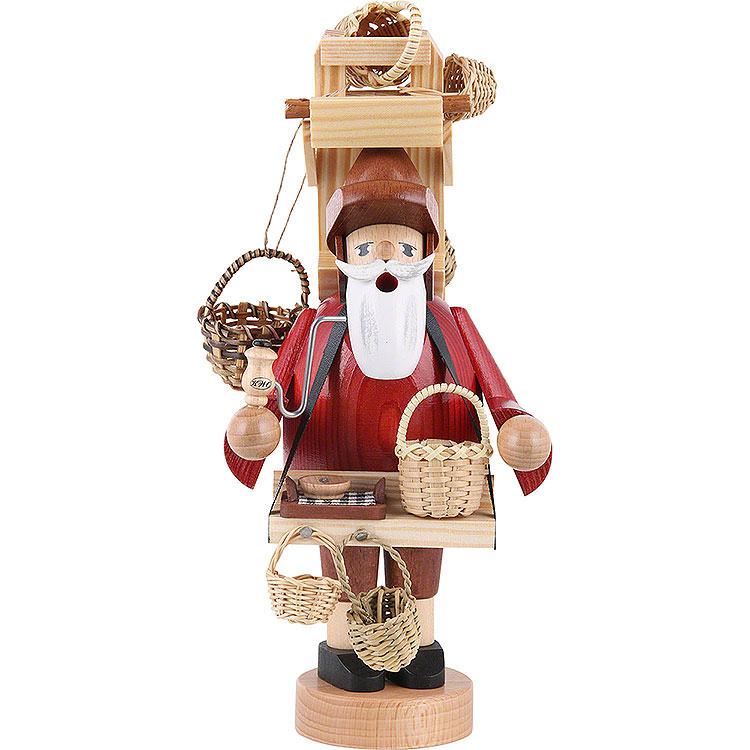 Smoker  -  Basket Salesman  -  23cm / 9 inch