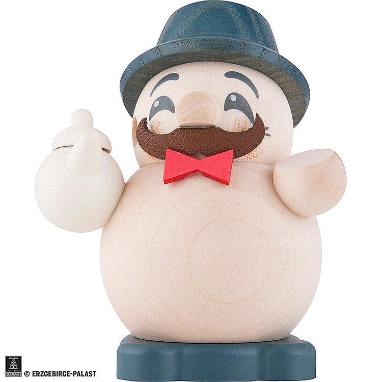 Smoker  -  Coffee Grandpa  -  Ball Figure  -  9cm / 3.5 inch