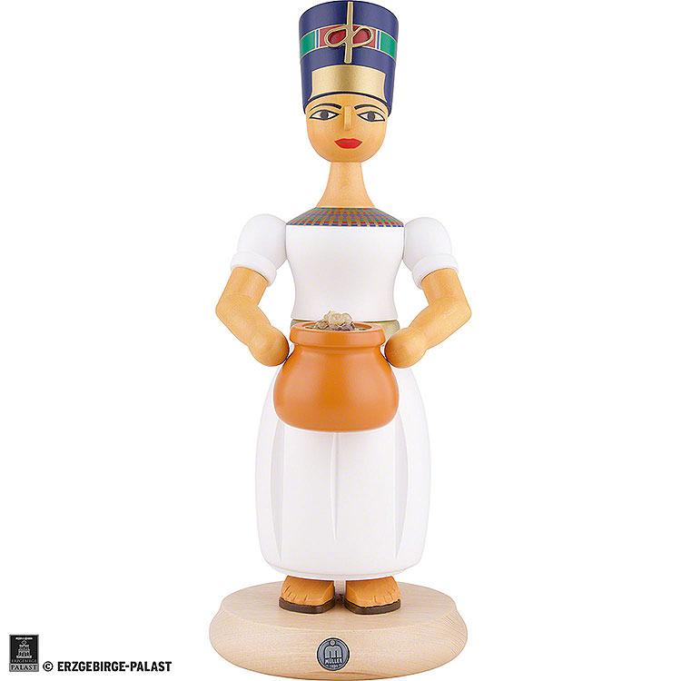 Smoker  -  Nefertiti  -  30cm / 12 inch