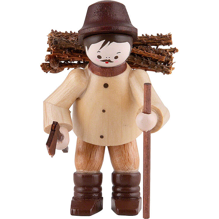 Thiel Figurine  -  Brushwood Man  -  natural  -  5,5cm / 2.2 inch