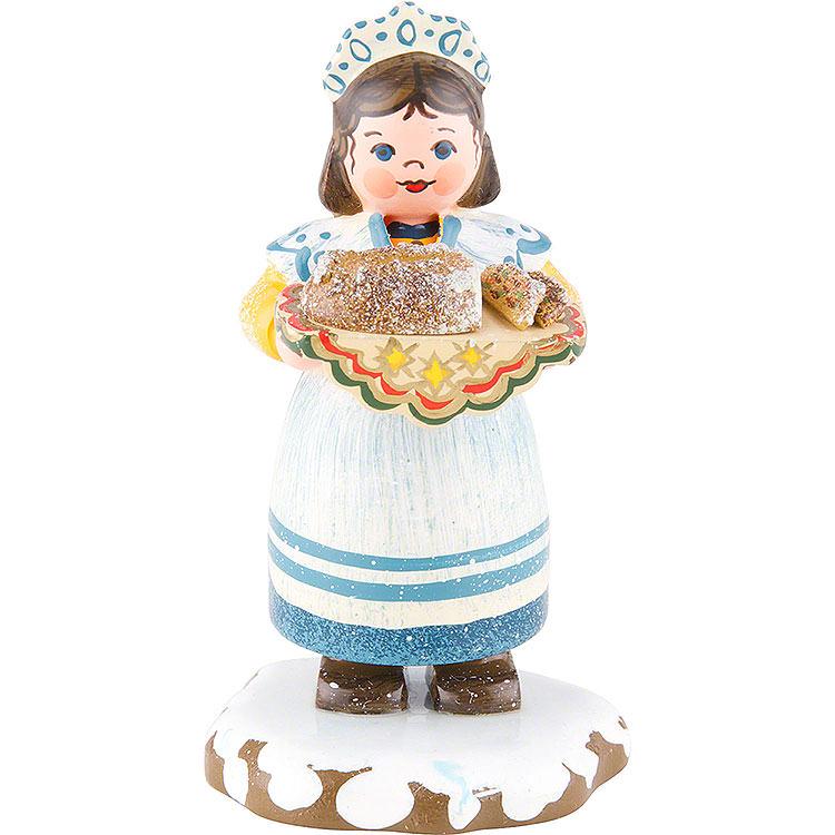 Winter Children Sugar Baker  -  7cm / 3 inch
