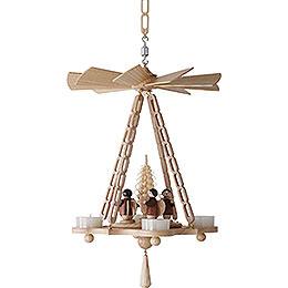 1 - Tier Hanging Pyramid Angel  -  30cm / 11.8 inch