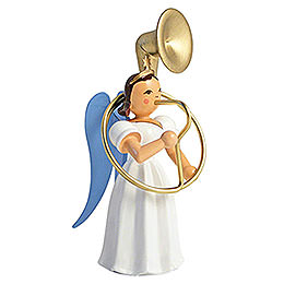 Angel Long Pleated Skirt Sousaphone, Colored  -  6,6cm / 2.6 inch