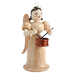 Angel Long Skirt with Drum, Natural  -  6,6cm / 2.5 inch