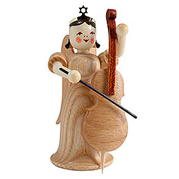 Angel Long Skirt with Violoncello, Natural  -  6,6cm / 2.6 inch