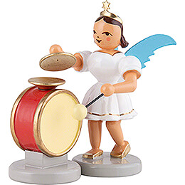 Angel Short Skirt Colored, Kettle Drums  -  6,6cm / 2.6 inch