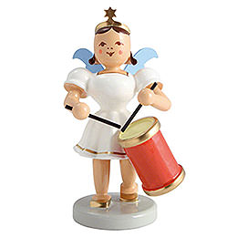 Angel Short Skirt Colored, Long Drums  -  6,6cm / 2.5 inch