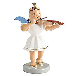 Angel Short Skirt Colored, Violin  -  6,6cm / 2.6 inch