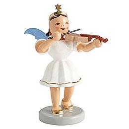 Angel Short Skirt Colored, Violin  -  6,6cm / 2.6 inch