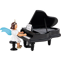 Angel Short Skirt Colored, at the Piano  -  6,6cm / 2.6 inch