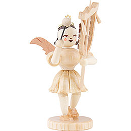 Angel Short Skirt Natural, Jingling Johnny  -  6,6cm / 2.5 inch