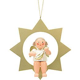 Angel on Star   -  26,0cm / 10 inch