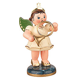Angel with Horn  -  6,5cm / 2,5 inch