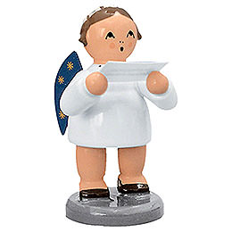 Angel with Note Sheet   -  5cm / 2 inch