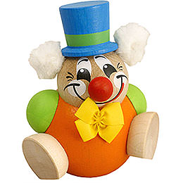Ball Figure Clowny  -  8cm / 3 inch