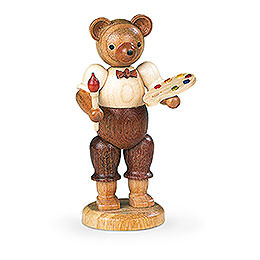 Bear Painter  -  10cm / 4 inch