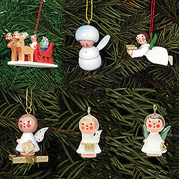 Bundle  -  Tree Ornaments Angels