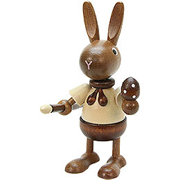 Bunny Painter Natural  -  10,5cm / 4.1 inch