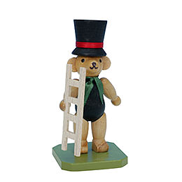 Chimney Sweeper Bear  -  8,0cm / 3 inch
