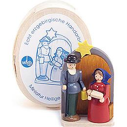 Christi Geburt in Spandose  -  3cm