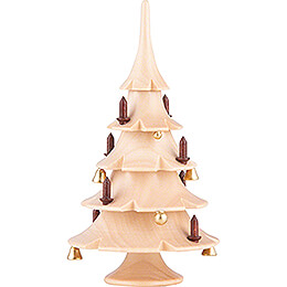 Christmas Tree with Bells  -  12cm / 4.7 inch