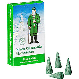 Crottendorfer Incense Cones  -  Scent of Fir