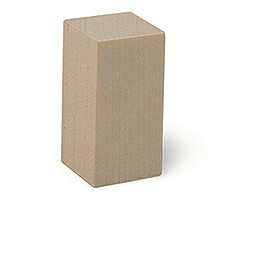 Decorative Cube  -  2,2x2,2x4,4cm / 0,9x0,9x1.7 inch