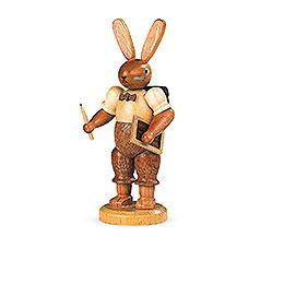 Easter Bunny School Boy  -  11cm / 4 inch
