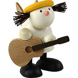Engel Lotte mit Gitarre  -  7cm