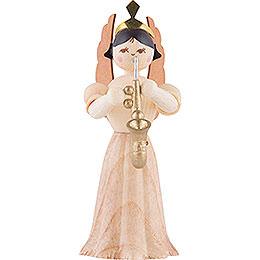 Engel mit Saxophon  -  7cm