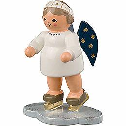 Engel mit Schlittschuhen  -  5cm