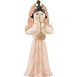Engel mit Trompete  -  7cm