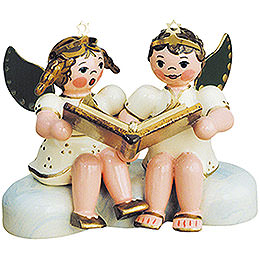 Engelpaar - Weihnachtsgeschichten  -  6,5cm