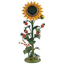 "Flowers Insulare ""sunflower""  -  24cm / 9,5 inch"