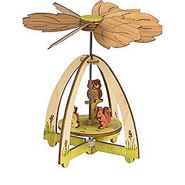 Handicraft Set  -  1 - Tier Thermic Pyramid  -  Autumn  -  12cm / 4.7 inch