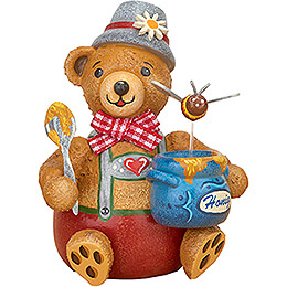Hubiduu  -  Honey Bear  -  7cm / 2.8 inch