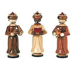 Krippenfiguren  -  Heilige 3 Könige  -  13cm